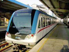 Infrastructure Construction Railway Wuhan Light Rail Transit