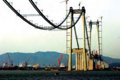 Design Project of Pearl River Huangpu Bridge in Guangzhou City