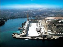 Dry Dock of Malta 300,000T