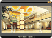 伊朗AZADI酒店装修项目