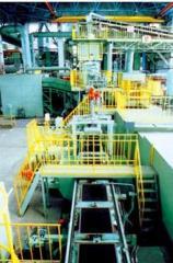 天津丰田汽车有限公司铸造生产线