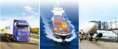 国际、国内货运代理服务