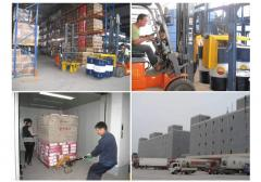 Ware-house and trans-shipments services